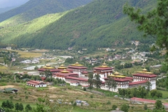 Dzongs (Fortress) and Monasteries