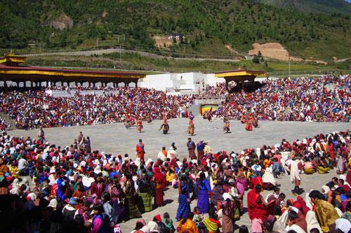thimphu-festival-2009